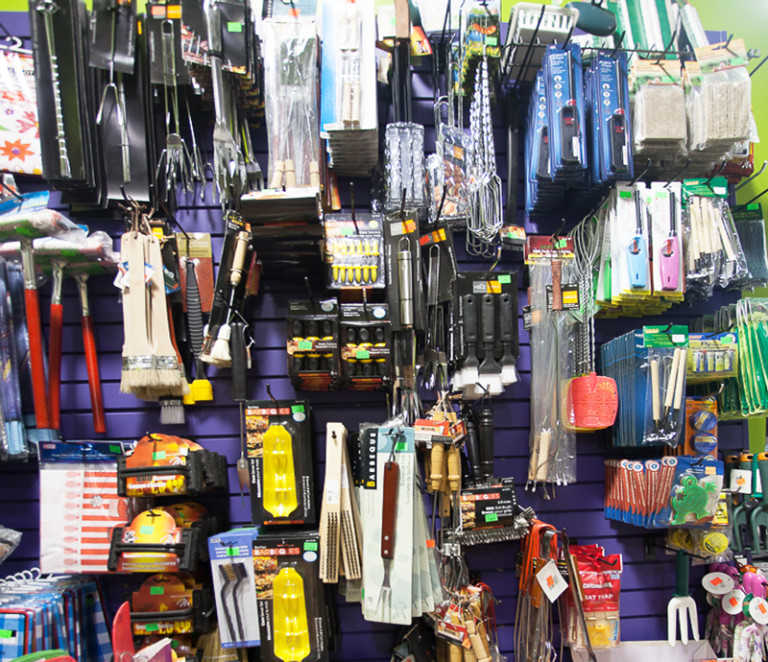 Bbq & outdoor supplies